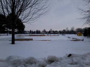 Skating Rink at Paget Park