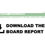 Oct. 7, 2020: AGM Report (Board)