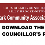 Oct. 7, 2020: Councillor's Report
