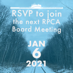 Jan. 6 , 2021: Board of Directors Meeting