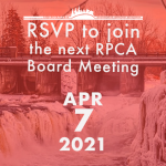Apr. 7 , 2021: Board of Directors Meeting