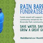 HCCA Rain Barrel Fundraiser