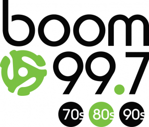 Boom 99.7 helped to get the word out. Thanks!