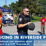 Public Forum on Community Policing in Riverside Park