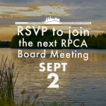 Sept. 2, 2020: Board of Directors Meeting