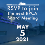 May 5 , 2021: Board of Directors Meeting