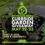 May 22-23, 2021: 2nd Annual Curbside Garden Giveaway