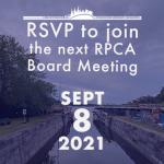 Sept. 8, 2021: Board of Directors Meeting